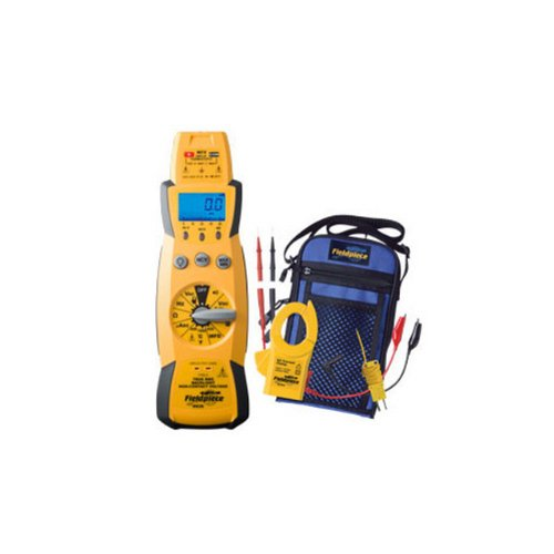 commercial autoranging multimeters Fieldpiece HS36 Expandable Stick Multimeter, Automatic True RMS, Backlit