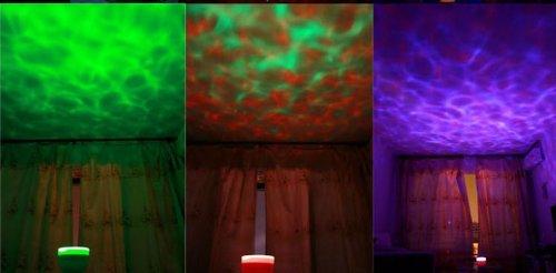 『波プロジェクター auroramaster』の2枚目の画像