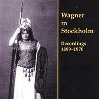 Wagner in Stockholm