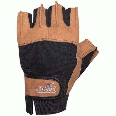 Schiek Sport 415-l Power Gel Lifting Handschuh Groß