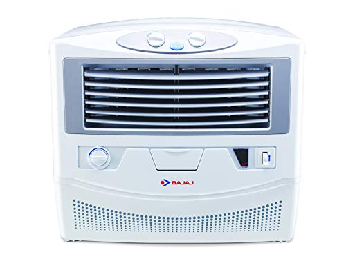 Bajaj MD2020 54-litres Window Air Cooler (White) - for Medium Room