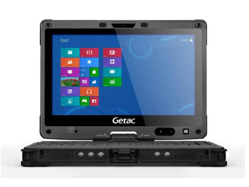 GETAC V110 CONVERTIBLE 11.6IN DISPLAY, INTEL I7-4600U 2.1GHZ PROCESSOR, 4MB CACH