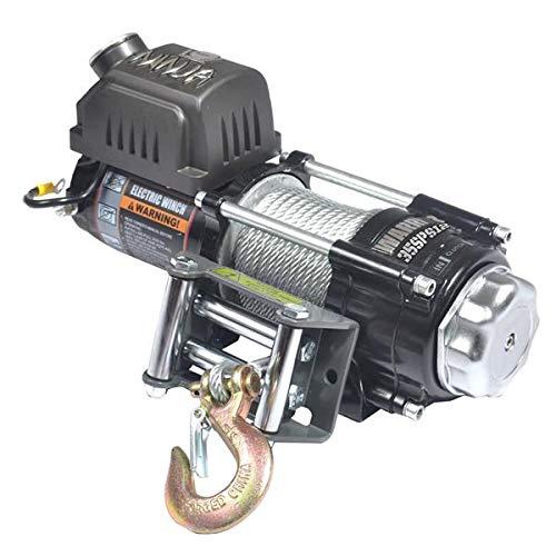Warrior WW35SPS12 ATV/UTV Quad elektrische lier Ninja 3500LB 1,6 t 12 V