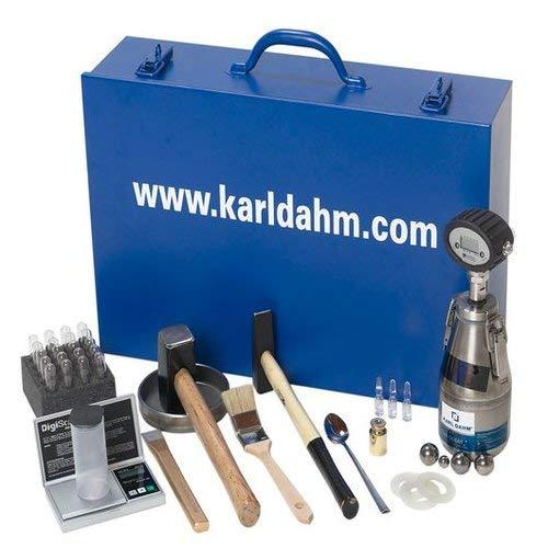 Karl Dahm - CM Messgerät Digital (ohne Drucker) Art.-Nr. 40460, Feuchtemessgerät für höchste Genauigkeit - sofort ablesbarer Wert