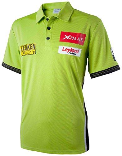 XQMAX Replica Match Shirt Michael van Gerwen, XL