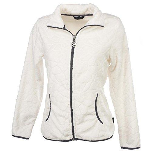SD Best selection - Lauziere Blanc Lady - Vestes Polaire - Blanc - Taille L