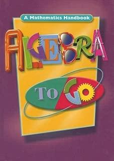 Algebra to Go: Student Edition (Hardcover) 2000