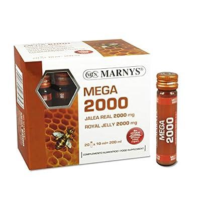 Royal Jelly Mega 20vials of 2000mg of Marny 's