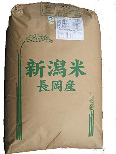 新米 令和元年産 特別栽培米 新潟県産 ミルキークイーン 玄米25kg(二等米)