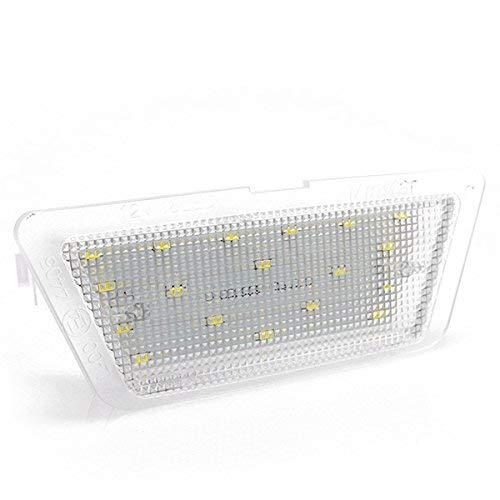 LED Kennzeichenbeleuchtung mit Zulassung Canbus Plug&Play V-031909
