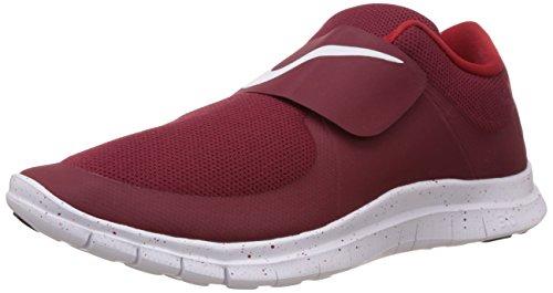 Nike Free Socfly Schuhe team red-team red-total orange-white - 44