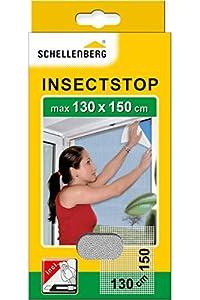 Schellenberg 50714 - Mosquitera, protección anti insectos y moscas para ventanas