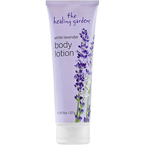 The Healing Garden Body Lotion, 8 oz (Purple) by The Healing Garden