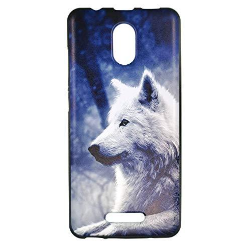 Oujietong Case for Wiko Ride 2 / U520AS 2020 Boost Phone Case TPU Cover Lang