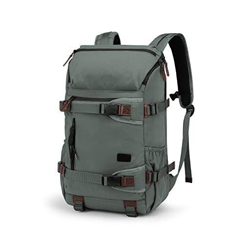 TAK Wanderrucksack Rucksack Schulrucksack Reiserucksack Trekking Tagesrucksack 40L/50L,Wasserdichter, strapazierfähig und robust mit allerlei Stauraum, für das Camping, Wandern, Outdoor Sport