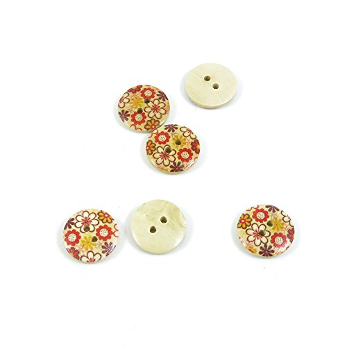 Fantastic Prices! 710 Pieces Sewing Wood Buttons Sew On Arts Crafts Notions Supplies Fasteners TG007...