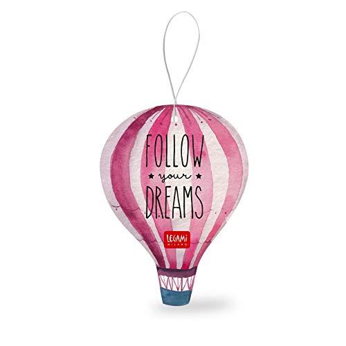 Legami CAR0016 Profumatore per Auto-SOS Sweet Car, Air Balloon