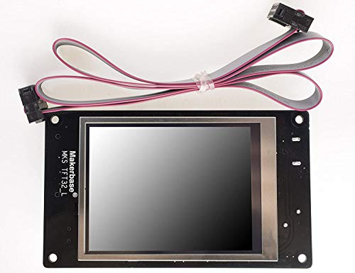 MKS TFT32 Smart Controller Display 3.2 Inch Touchscreen Monitor LCD Display Support WIFI USB For RepRap Marlin Repetier Smoothieware 3D Printer With SD Slot support APP/BT/editing/local language