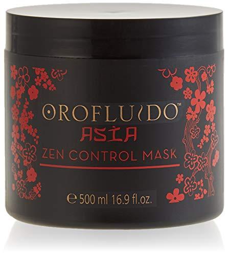 Orofluido Asia Zen Control Mask-eine reichhaltige Creme, 1er Pack (1 x 500 ml)