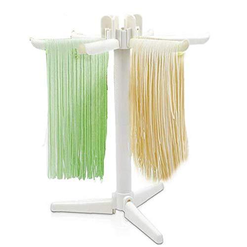 Nicetruc Rack-Pasta Trocknen Kunststoff Zusammenklappbare Nudeln Einhängegestell Haushalt Nudeln Trocknen Unterstützung Ständer Für Haus Und Küche