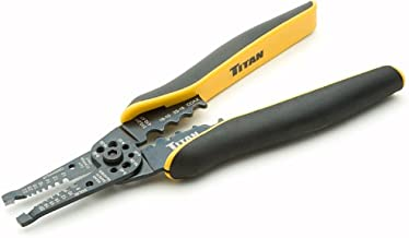 Titan Tools 11478 Wire Stripping and Crimping Pliers