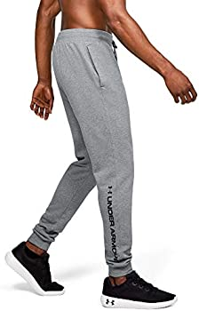 Under Armour Men's Rival Graphic Joggers