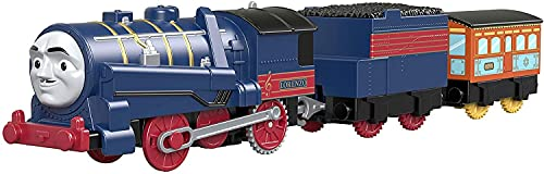 Thomas & Friends Trackmaster Lorenzo & Beppe, Motorized Toy Trains, Multi (GDV32)