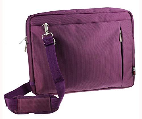 Navitech Lila Premium Hülle/Cover Trage Tasche für das HP Elitebook Folio 1020