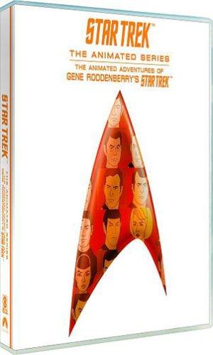 Star Trek : The animated series - Coffret 4 DVD [FR Import]