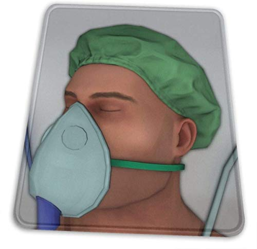 Surgeon Simulator 'Bob' Official Merchandise Hemming The Mouse Pad 10 X 12 Inch Esports