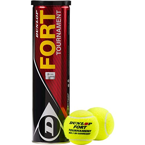 Dunlop Tennisball gelb Einheitsgröße