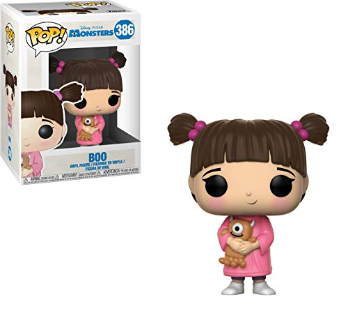 Funko- Pop Vinilo: Disney: Monsters Inc: Boo, Multicolor (