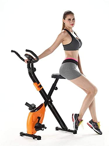 NBLD Bicicleta estática Plegable bidireccional Ultra silenciosa para el hogar