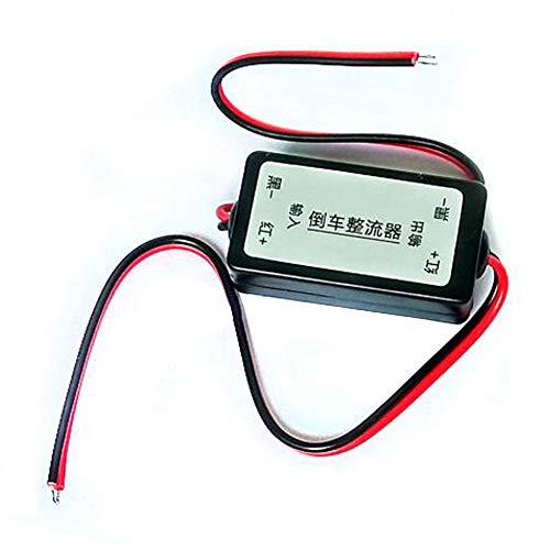 PURATEN - Filtros para cámara de coche (2 unidades, 12 V CC,...