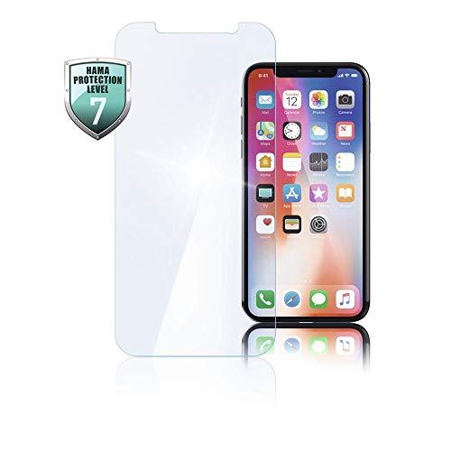 Preisvergleich Produktbild Hama Crystal Clear Displayschutzglas Passend für: Apple iPhone XR 1St.