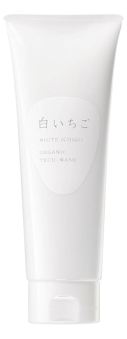 WHITE ICHIGO(ホワイトイチゴ) オーガニック テック-ウォッシュ 120g