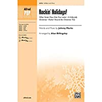 Rockin' Holidays! - Words and music by Johnny Marks / arr. Alan Billingsley
