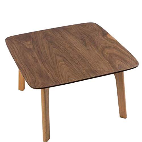 WALNUTA Sólida Mesa de Madera, café de la Vendimia rústica Tabla de diseño Industrial de Muebles Resistentes Patas de la Estructura del sofá Mesa de Ping