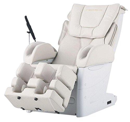 Fujiiryoki EC-3800 Dr. Fuji Cyber-Relax Massage Chair, Beige, 28 different types of massage technique, Neck Relax, Loop Knead/Tapping, Kiwami Knead/Kiwami Tapping, Shoulder Tapping, Kiwami Hip Massage
