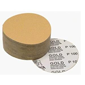 Makita 742069-A-5 7-Inch Number 24 Abrasive Disc 5-Pack