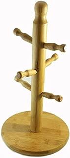JapanBargain S-4102, Bamboo Mug Rack Tree