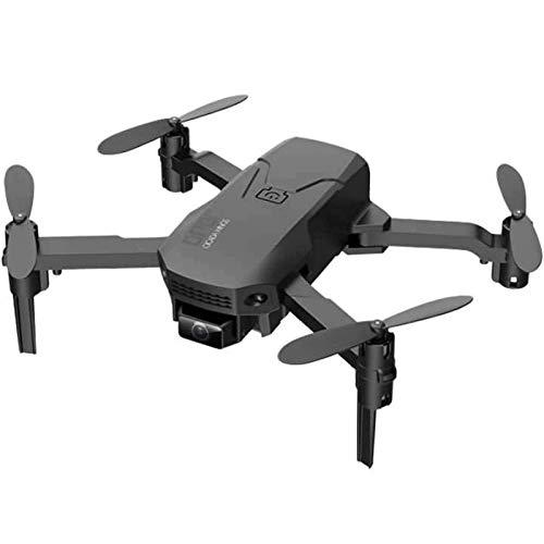 ZHCJH Mini Drone 4k HD Cámara WiFiCámara Tiempo de Vuelo 12 Minutos Quadcopter Altitude Hold Plegable RC Drone, Negro