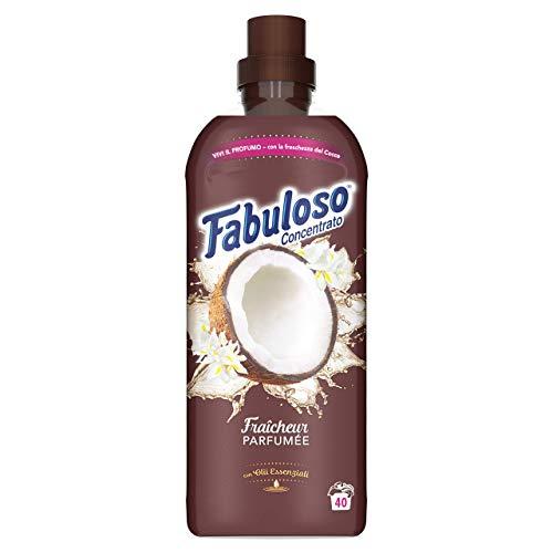 Fabuloso Ammorbidente Concentrato Freschezza Cocco, 1 L