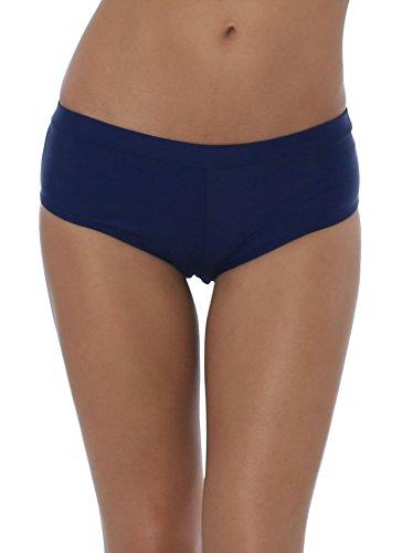 Ecute Bikinihose Brazilian Panty Damen Bikini Slip Badehose Strand Mini Bikinihose Badeanzüge