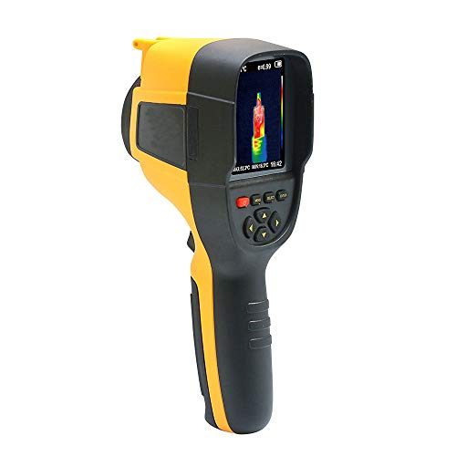 YMXLJJ Infrarot Wärmebildkamera, Handheld Farbdisplay IR Imager Wärmebildkamera, mit Einer Auflösung von 220 * 160 Infrarotkamera
