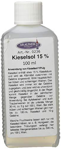 Kitzinger Kieselöl 15%ig