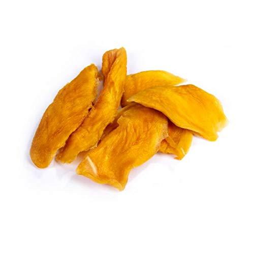 Naturkost Schulz - Mango soft - ohne Schwefel, ohne Zuckerzusatz aus dem sonnigen Thailand – 1kg, Sparpack