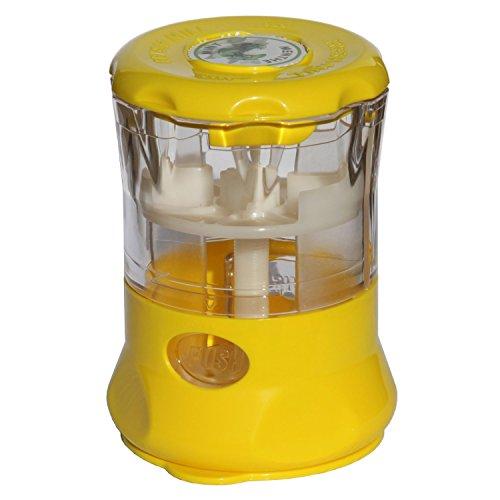 Kräutermühle gelb - Frozen Fresh - die Küchenhelfer Idee