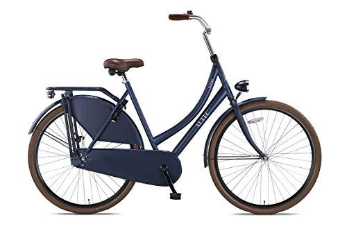 """Altec 28 Zoll 28\"""" Damen Holland City Fahrrad DAMENRAD CITYRAD CITYFAHRRAD HOLLANDRAD Roma Jeans Blau"""