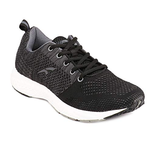FURO by Red Chief Lightweight Sport Shoes for Men (Ideal for Casual/Running/Gym/Yoga/Walking/Cricket) R1014 (8, Grey)